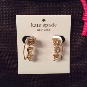 *NWT* Kate Spade New York Shine On Ear Pins